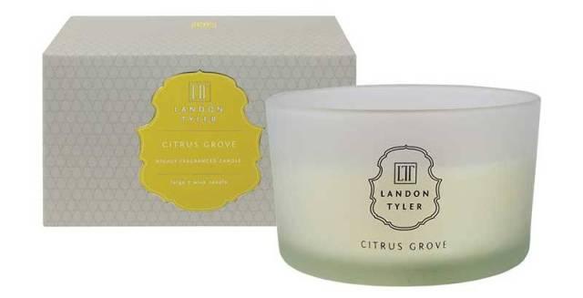 Landon Tyler's Citrus Grove Candle