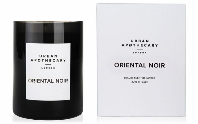 Oriental Noir Scented Candle