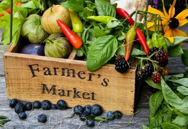 Seasonal Fruit and Vegetable