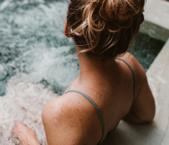 How to transform your home into a spa