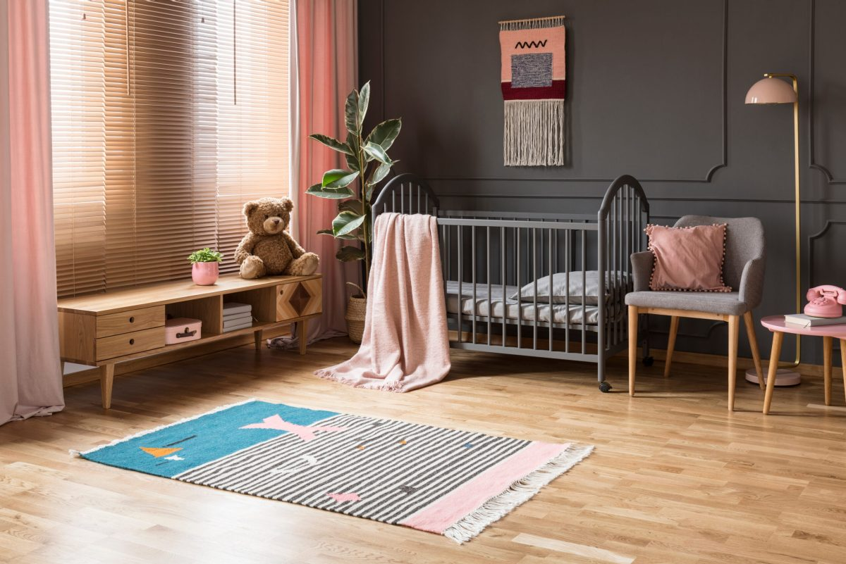 7 things you should consider when designing your baby's nursery 1