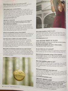 Design Vaults feature in Bath Life