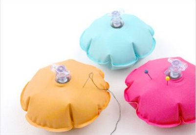 Inflatable Pincushion
