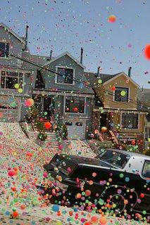 BRAVIA (bouncing balls commercial)