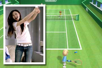 wii gaming fun