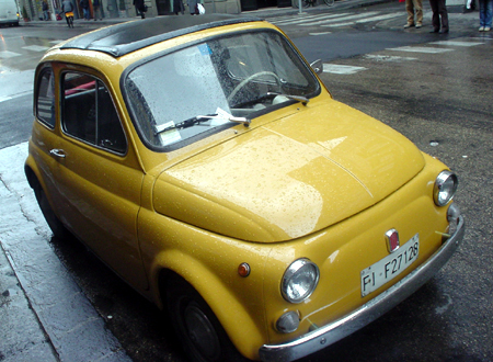 Florence small car