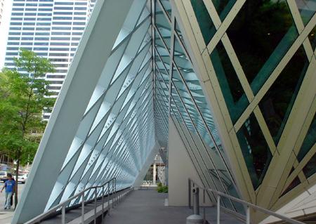 rem koolhaas seattle central library building design