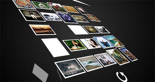 airtight interactive simple viewere tilt viewer