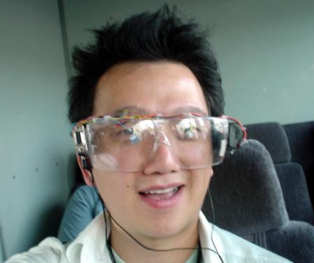 gadgetoff 2007 meditation led glasses