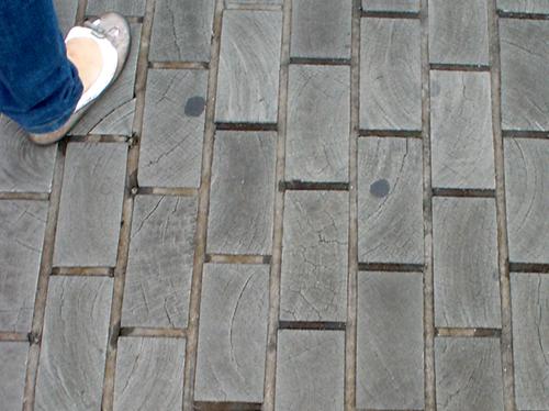 gadgetoff 2007 wooden bricks