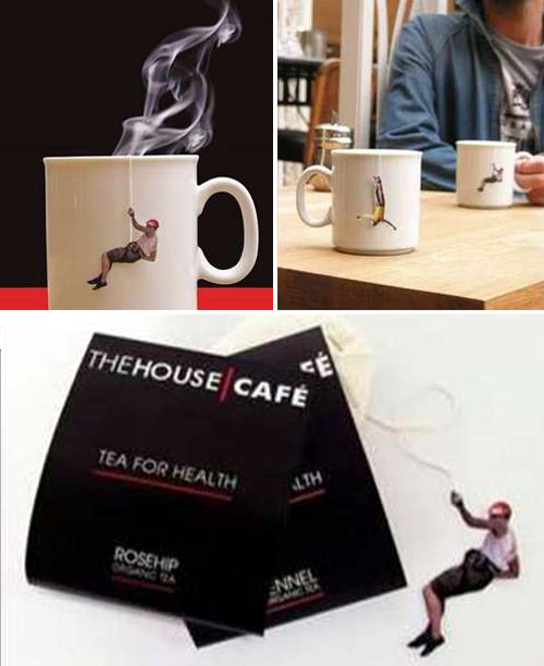 Fun Sporty Tea Bag | designverb