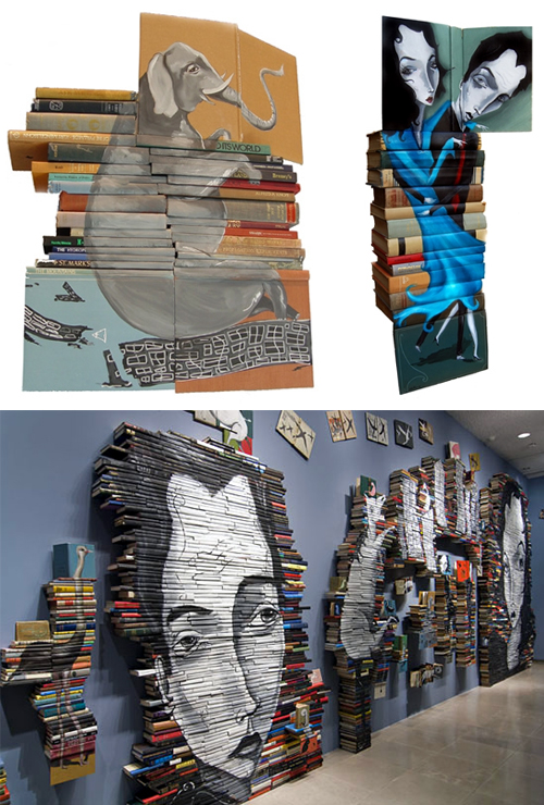 mike.stilkey.book.sculpture.painting