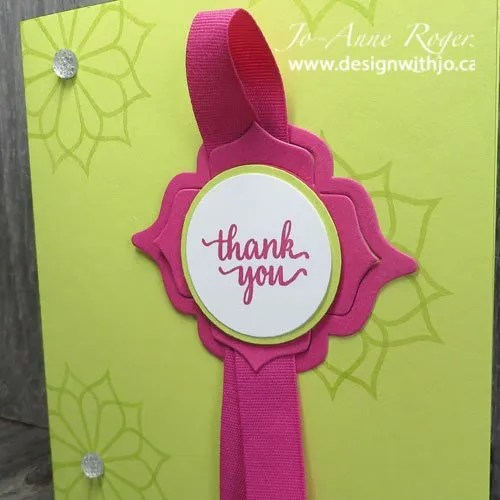 design bright and cheerful handmade cards