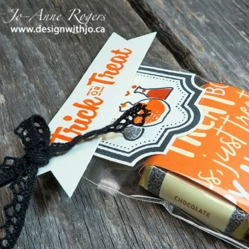 Make Trick or Treat Bags for Hallowe'en