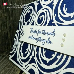 how to make simple die cut backgrounds