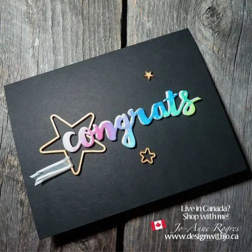 Make-a-Congrats-watercolour-Pencil-Art-Card