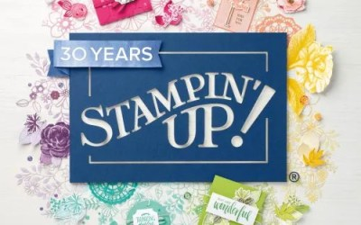 New Stampin Up Annual Catalogue is LIVE!