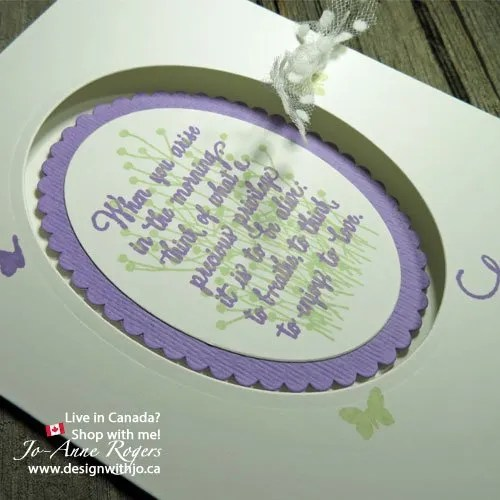 DIY linen finish cardstock in all the Stampin Up colours