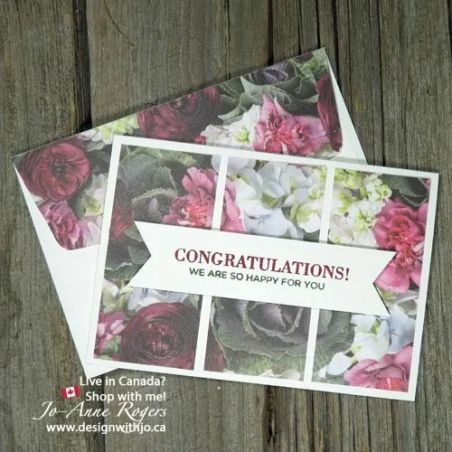 """Who DOESN""""T Love Ultra FAST DIY Notecards for Special Occasions"""