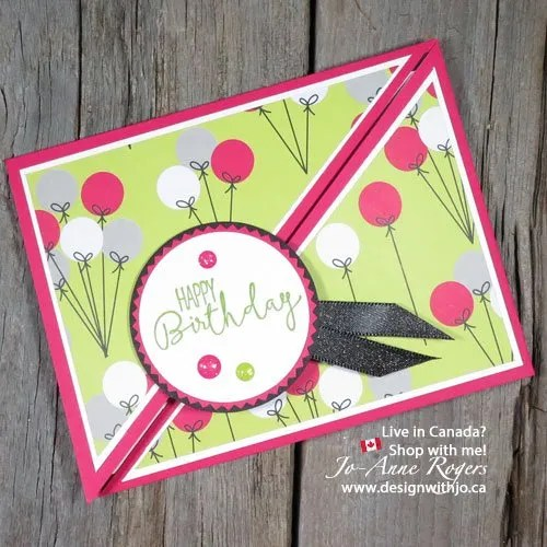 Quick & EASY to Make a Right Angle Fold Gift Card Holder