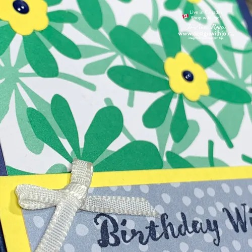 I LOVE Making Simple Cards with Happiness Blooms Memories & More Card Pack