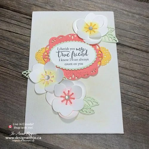 Create an Awesome Happy New Year 2020 Wish with Stampin Up! Dies