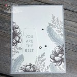 Let Me Show You How to Make a Handmade Card in Minutes?