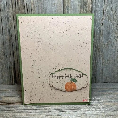 Let Me Show You How to Make a Handmade Card FAST!