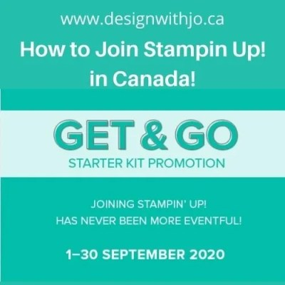 How to Join Stampin Up in Canada