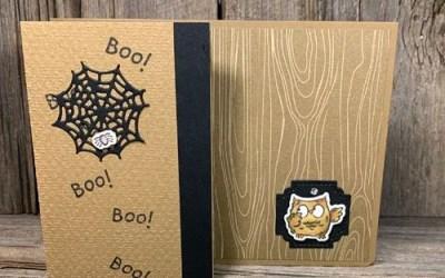Want a Cute Halloween Card Idea
