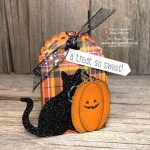 Make a Last Minute Halloween Treat Holder