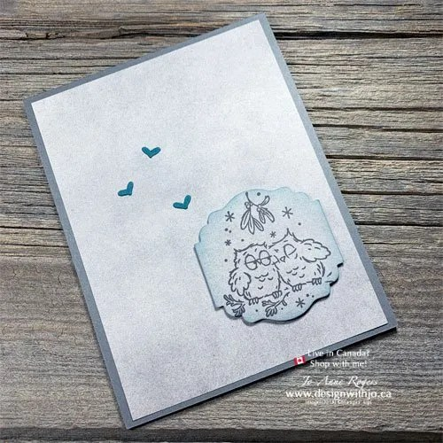 I LOVE to Make Quick and Easy Cards for Christmas with Stampin Up!