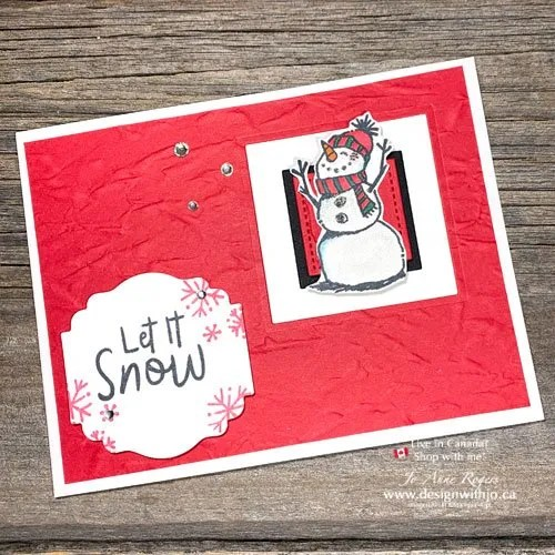 Cards to Give Away at My Free Live Paper Crafting Classes