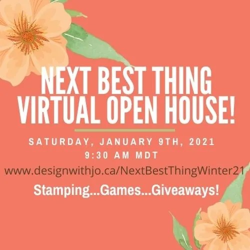 Next Best Thing Open House