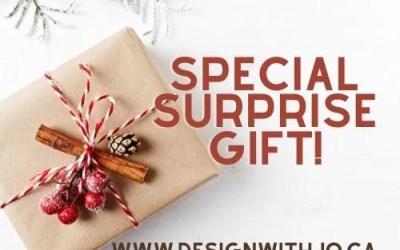 Special Surprise Gift!
