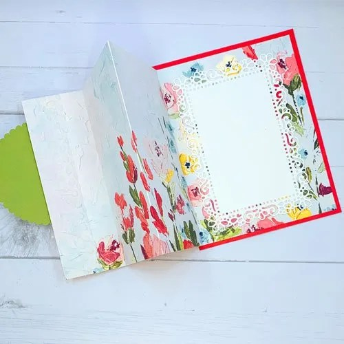Card Making with Gilded Leafing