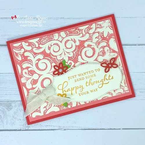 VIDEO Steps for How to Add Colour to Embossing Folders