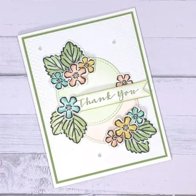 Versatile Sweet Strawberry Card Making Behind the Paper: An Interview with a Paper Crafter