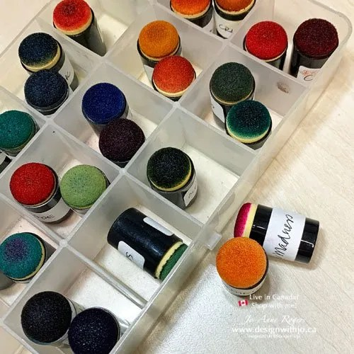 Easy Ways to Colour Handmade Cards FAST