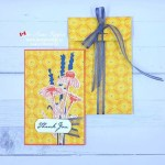 Steps for a Simple Greeting Card Envelope