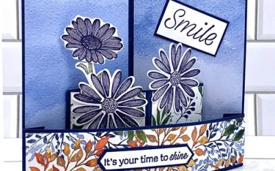 Make Cards with Daisies |Behind the Paper Interview with a Paper Crafter