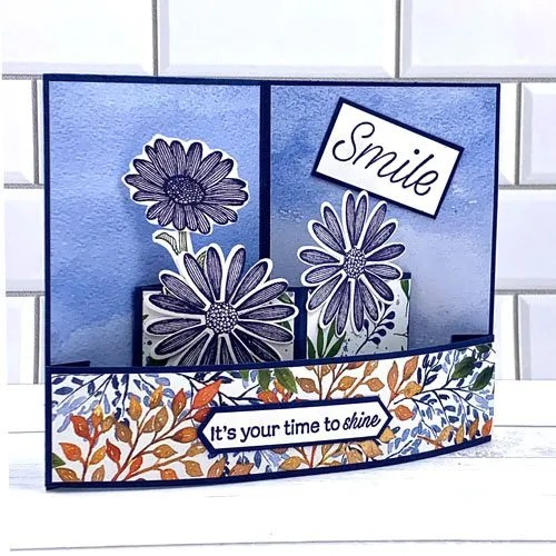Make Cards with Daisies and the Daisy Lane stamps from Stampin' Up!