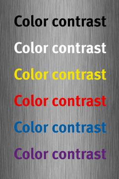contrast-silver