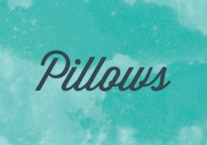Pillows-category