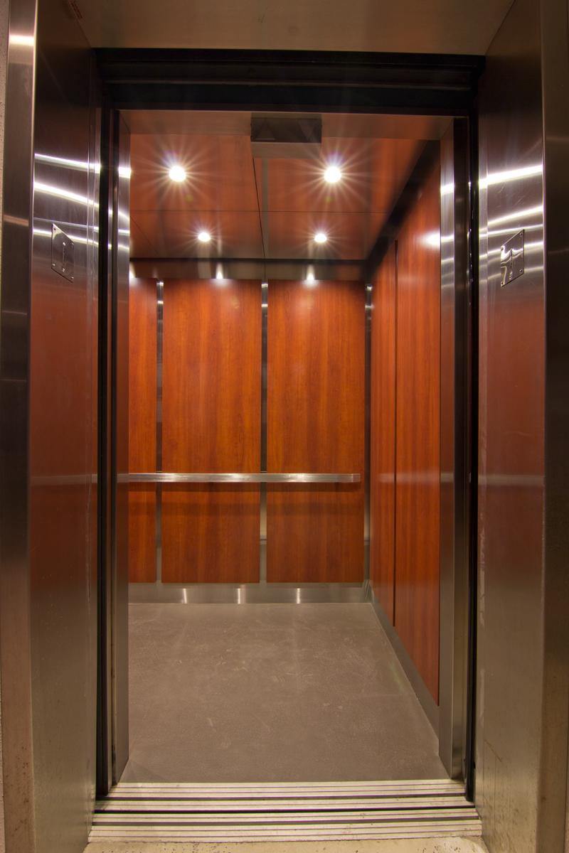 Elevator interior design for Modern elevator design