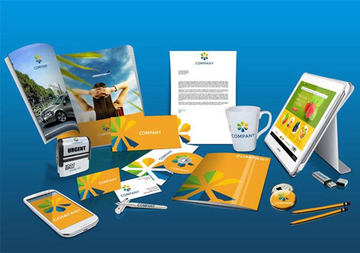 PSD Corporate Identity Mockup Part 3