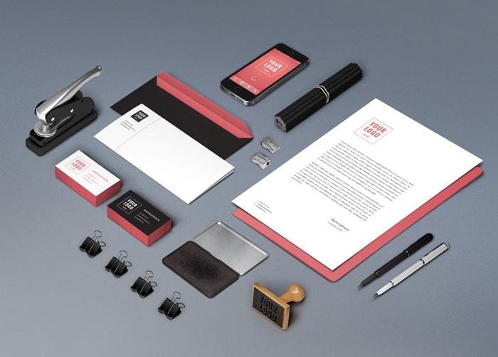 Branding / Identity MockUp Vol.6