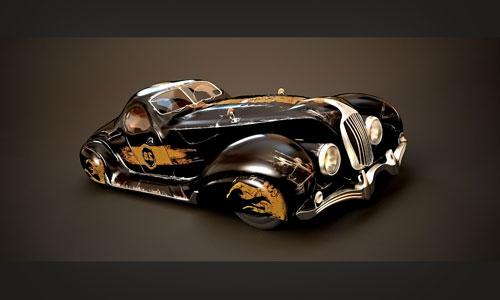 Beautiful 3D Concept Cars