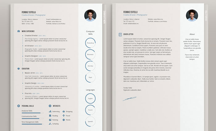 free resume indesign template download resume career objective