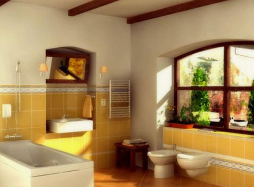 Superb bathroom design ideas to follow - interior design 24